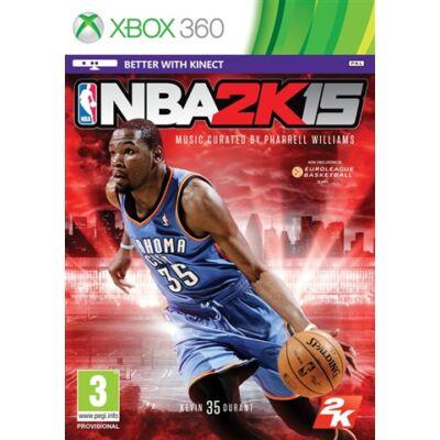 NBA 2K15 Xbox 360 (használt)