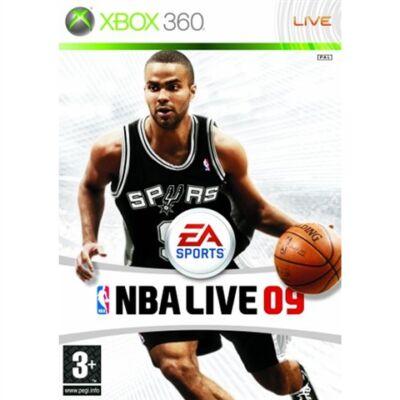 NBA Live 09 Xbox 360 (használt)