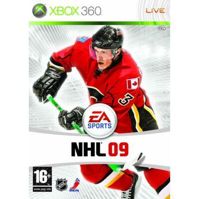 NHL 09 Xbox 360 (használt)