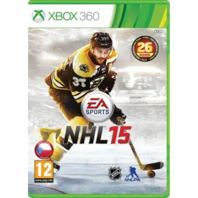 NHL 15 Xbox 360 (használt)