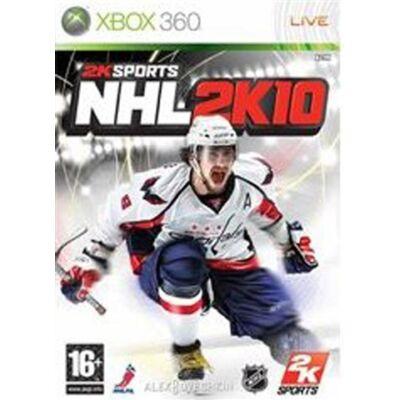 NHL 2K10 Xbox 360 (használt)