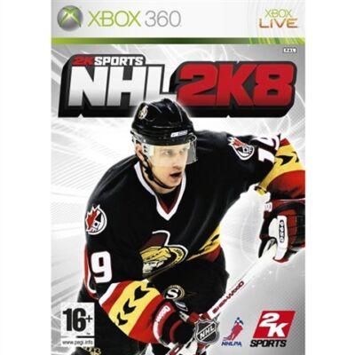 NHL 2K8 Xbox 360 (használt)