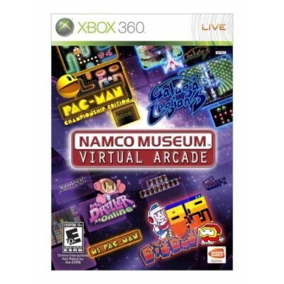 Namco Museum Virtual Arcade Xbox 360 (használt)