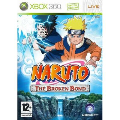 Naruto The Broken Bond Xbox 360 (használt)