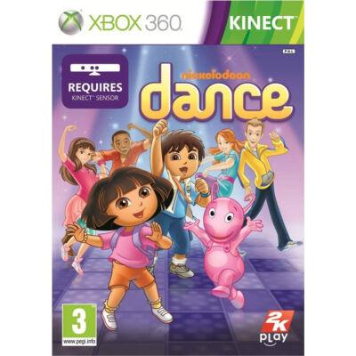 Nickelodeon Dance Xbox 360 (használt)