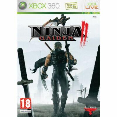 Ninja Gaiden 2 Xbox One Kompatibilis Xbox 360 (használt)