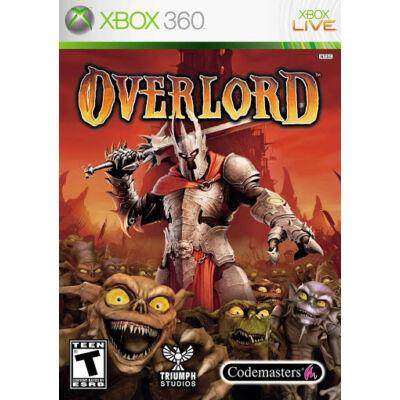 Overlord Xbox 360 (használt)