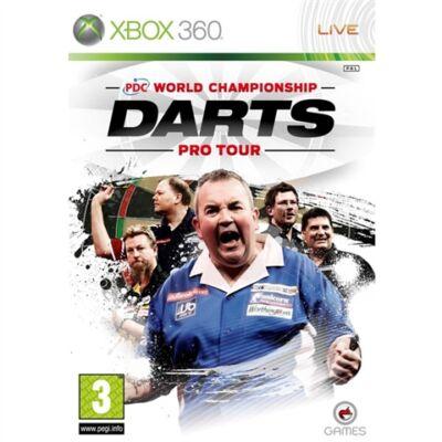 PDC World Championship Darts ProTour Xbox 360 (használt)