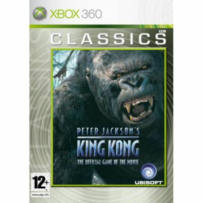 Peter Jackson's King Kong Xbox One Kompatibilis Xbox 360 (használt)