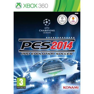 Pro Evolution Soccer 2014 Xbox 360 (használt)