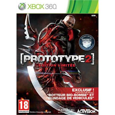 Prototype Limited Edition Xbox 360 (hsznált)