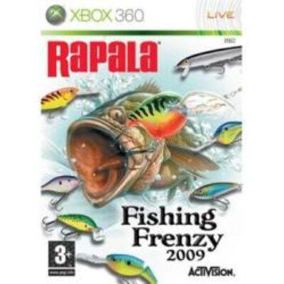 Rapala Fishing Frenzy 2009 Xbox 360 (használt)