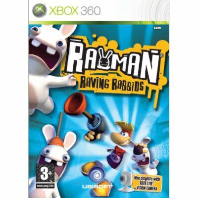 Rayman Raving Rabbids Xbox One Kompatibilis (használt)
