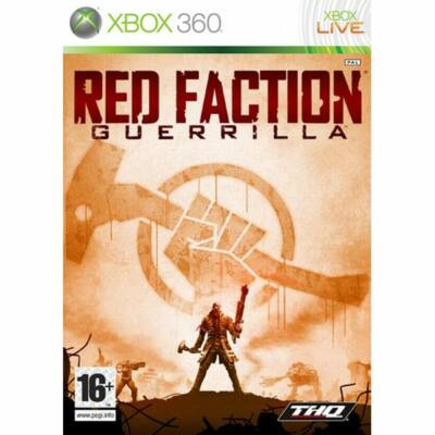 Red Faction Guerilla Xbox 360 (használt)