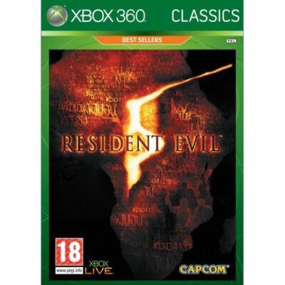 Resident Evil 5 Xbox 360 (használt)