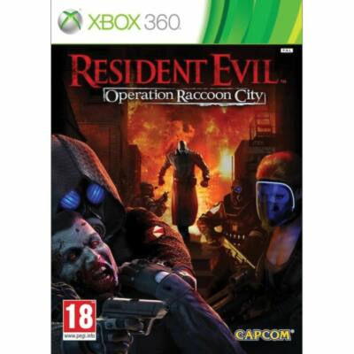 Resident Evil Operation Raccoon City Xbox 360 (használt)
