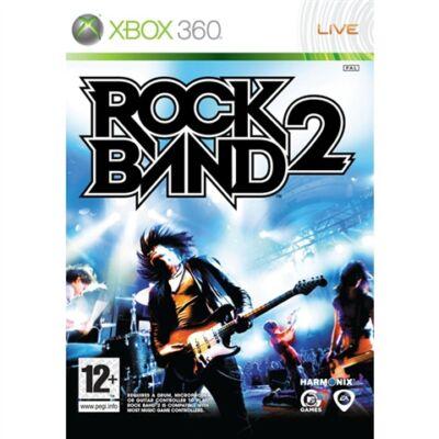 Rock Band 2 Xbox 360 (használt)