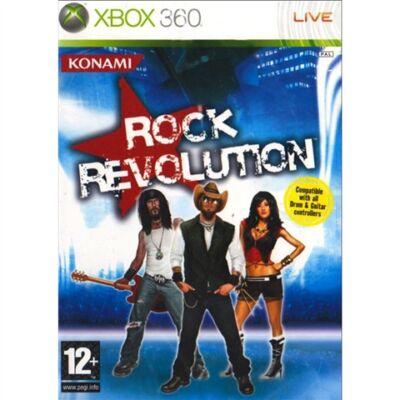 Rock Revolution Xbox 360 (használt)