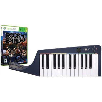 RockBand 3  Wireless Pro Keyboard Xbox 360 (használt)