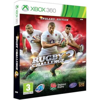 Rugby Challenge 3 Xbox 360 (használt)