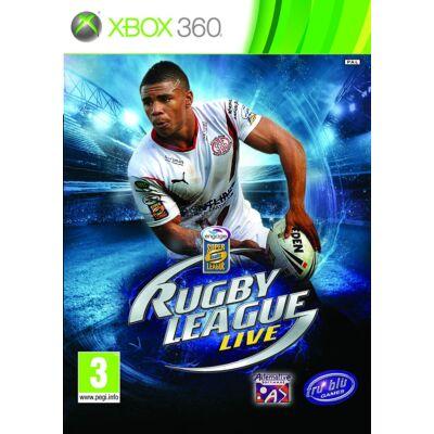 Rugby League Live Xbox 360 (használt)