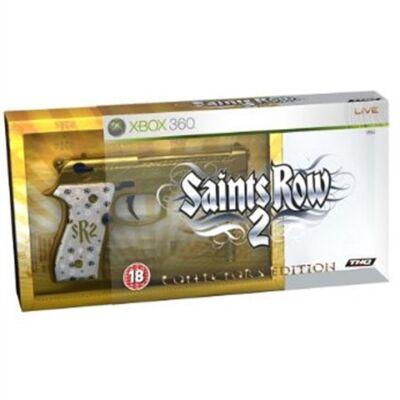 Saints Row 2, CE + 1GB Gold Bullet USB Xbox 360 (használt)