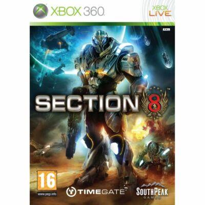Section 8 Xbox 360 (használt)