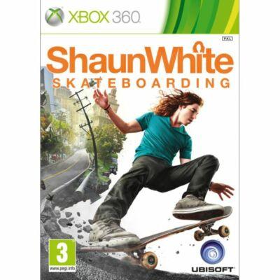 Shaun White Skateboarding Xbox 360 (használt)