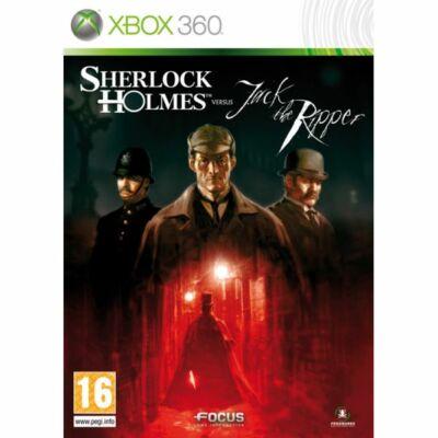 Sherlock Holmes versus Jack the Ripper Xbox 360 (használt)