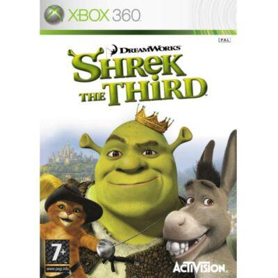 Shrek the Third Xbox 360 (használt)