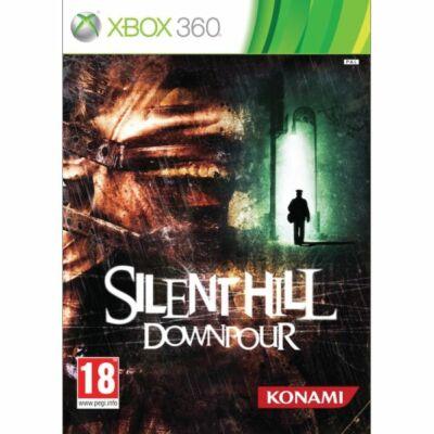 Silent Hill Downpour Xbox One Kompatibilis Xbox 360 (használt)