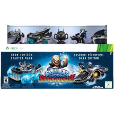 Skylanders Superchargers Dark Edition Starter Pack Xbox 360 (használt)