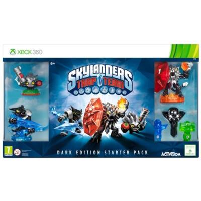 Skylanders Trap Team Dark Edition Starter Pack Xbox 360 (használt)