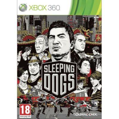 Sleeping Dogs Xbox 360 (használt)