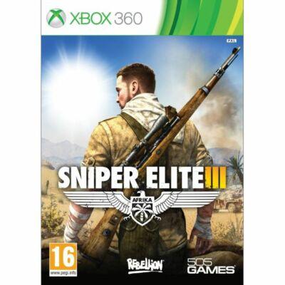 Sniper Elite III Xbox 360 (használt)