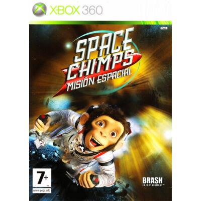 Space Chimps Xbox 360 (használt)