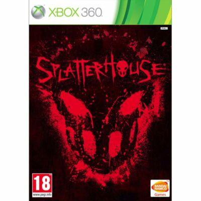 Splatterhouse Xbox 360 (használt)