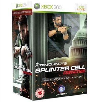 Splinter Cell Conviction LE (15) Xbox 360 (használt)