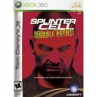 Splinter Cell Double Agent Spec Ed. (15) Xbox 360 (használt)