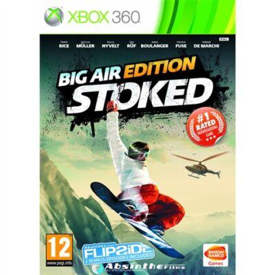 Stoked Big Air Edition Xbox 360 (használt)