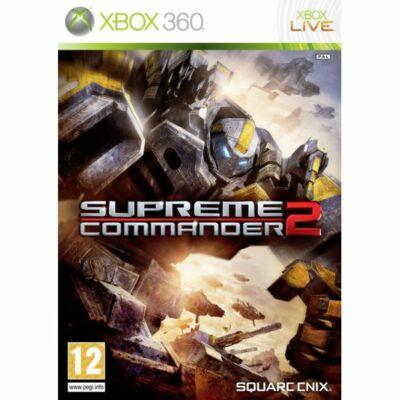 Supreme Commander 2 Xbox 360 (használt)