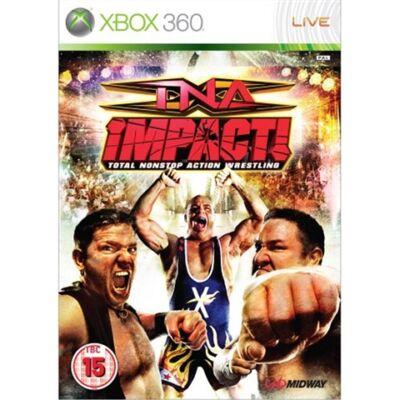 TNA Impact Xbox 360 (használt)