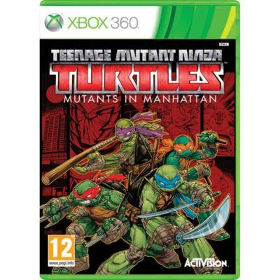 Teenage Mutant Ninja Turtles: Mutants in Manhattan Xbox 360 (használt)