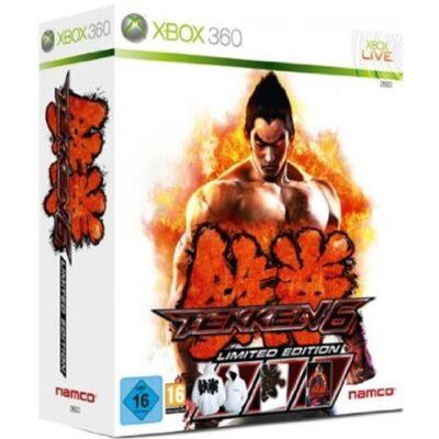 Tekken 6 LE & Hoody Xbox 360 (használt)
