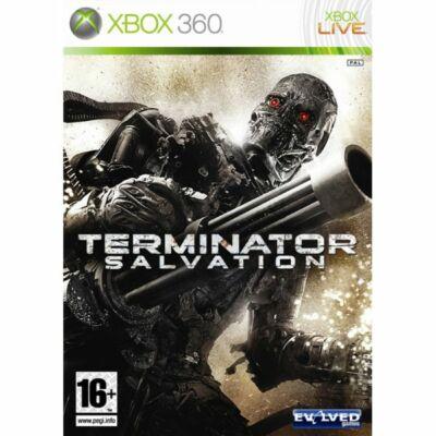 Terminator Salvation Xbox 360 (használt)