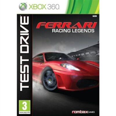 Test Drive Ferrari Racing Legends Xbox 360 (használt)
