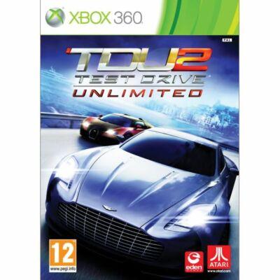 Test Drive Unlimited 2 Xbox 360 (használt)