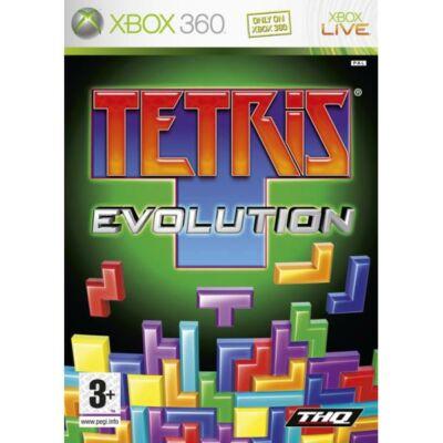 Tetris Evolution Xbox 360 (használt)