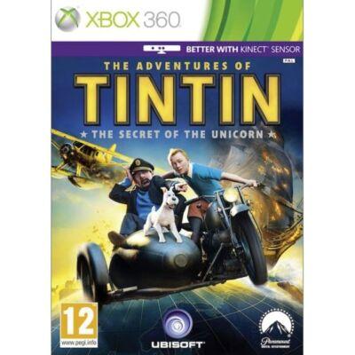 The Adventures of Tin Tin Xbox 360 (használt)