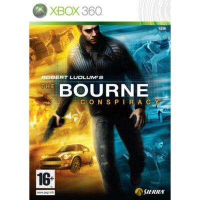 The Bourne Conspiracy Xbox 360 (használt)